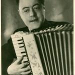 Werbepostkarte von Willi Heckmann 1936